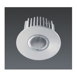 10W LED Downlight KIT 576LM