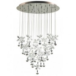 Chandelier - LED 36 x 2w (driver incl) 8440Lm - Ava