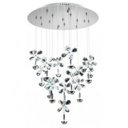 Chandelier - LED 14 x 2w (driver incl) 3360Lm - Ava