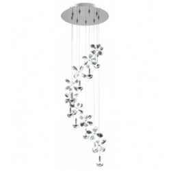 Chandelier - LED 9 x 2w (driver incl) 2160Lm - Ava