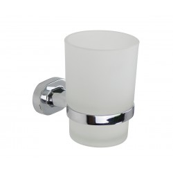 Solar Tumbler Holder Zinc and Glass Cup S6TBH
