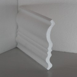 XPS Cornice - Nicola Small T1 - 2m x 120mm