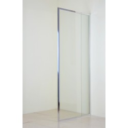 Chrome Extendable Return Panel 800-1020