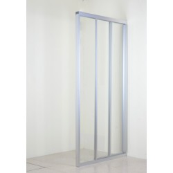 Matt Frosted Trimatic Shower Door