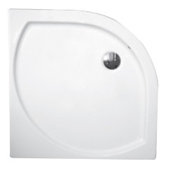 Quarter Round Shower Tray 1000
