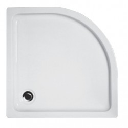 Quarter Round Shower Tray 900