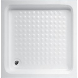 Square Shower Tray 1000 Deep