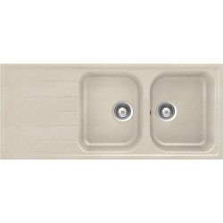 Frasa Grace 80 D StoneSilk Kitchen Sink - Everest