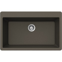 Frasa Latoya 80 UXL StoneSilk SP Kitchen Sink - Bronze