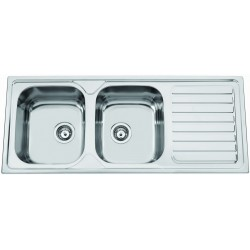 Frasa Donato 80 DX Kitchen Sink