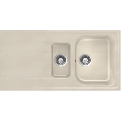 Frasa Grace 60 D StoneSilk Kitchen Sink - Everest