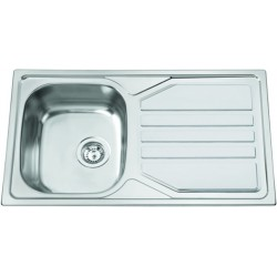 Frasa Nudus 45 DX Kitchen Sink