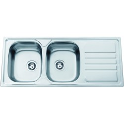 Frasa Nudus 80 DX Kitchen Sink