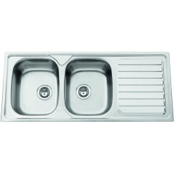 Frasa New Palmera 80 D Kitchen Sink