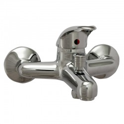 Brilliant Bath Mixer With Hand Shower