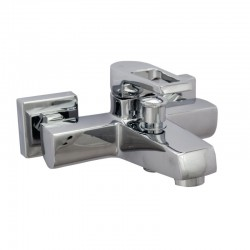 Centinel Bath Mixer With Hand Shower