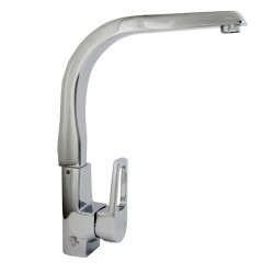 Centinel Sink Mixer Deck Type - Overspout