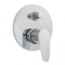 Erebus Bath/Shower Mixer With Diverter