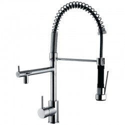 Foxdale Sink Mixer High Rise Restraint