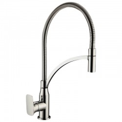 Monarch Sink Mixer High Rise Spring