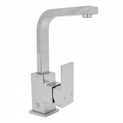 Statute Bold Basin Mixer Swivel Spout