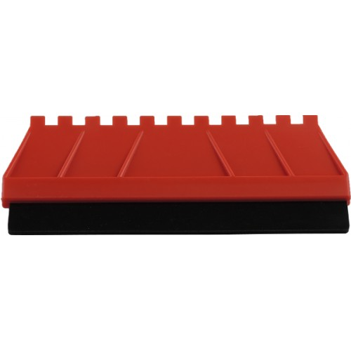 Plastic Spreader and Squeegee - Wall