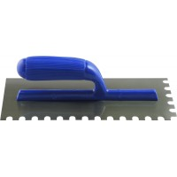 Trowel Floor U-Notch 10mm Steel