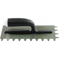 Trowel Floor U-Notch 20mm Steel