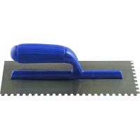 Trowel Wall U-Notch 6mm Steel